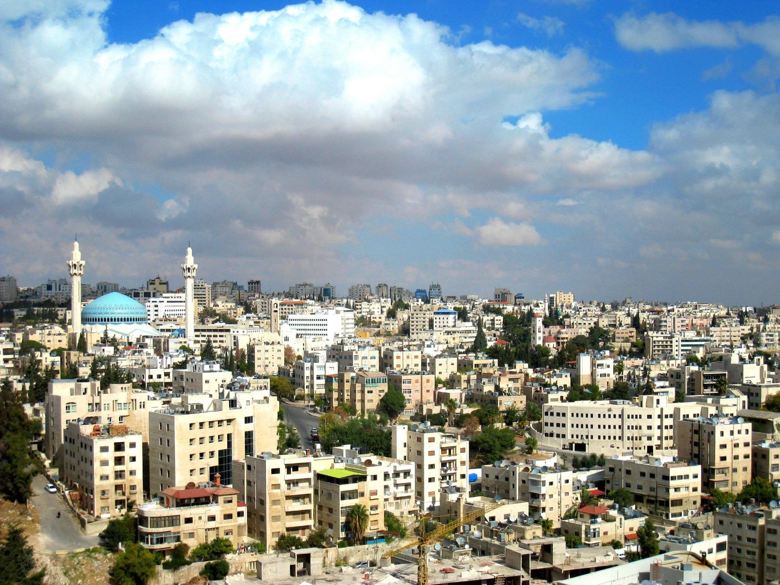 Красивые фото иордании амман общая