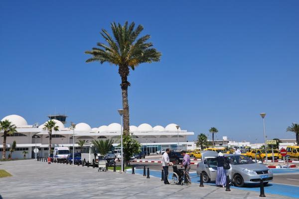 аэропорт джерба
