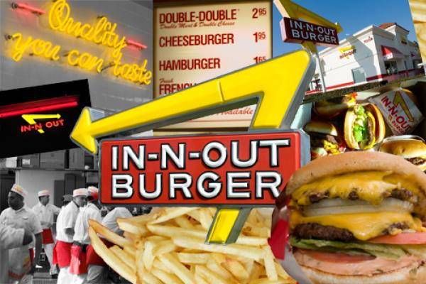 In-n-Out Burger фото