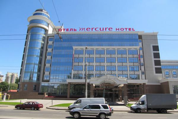 Mercure Sochi Centre фото