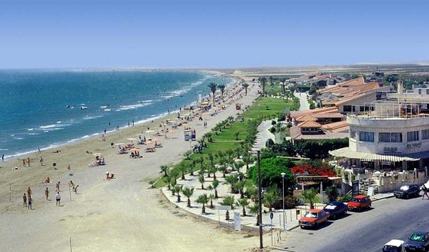 Пляж маккензи ларнака отели